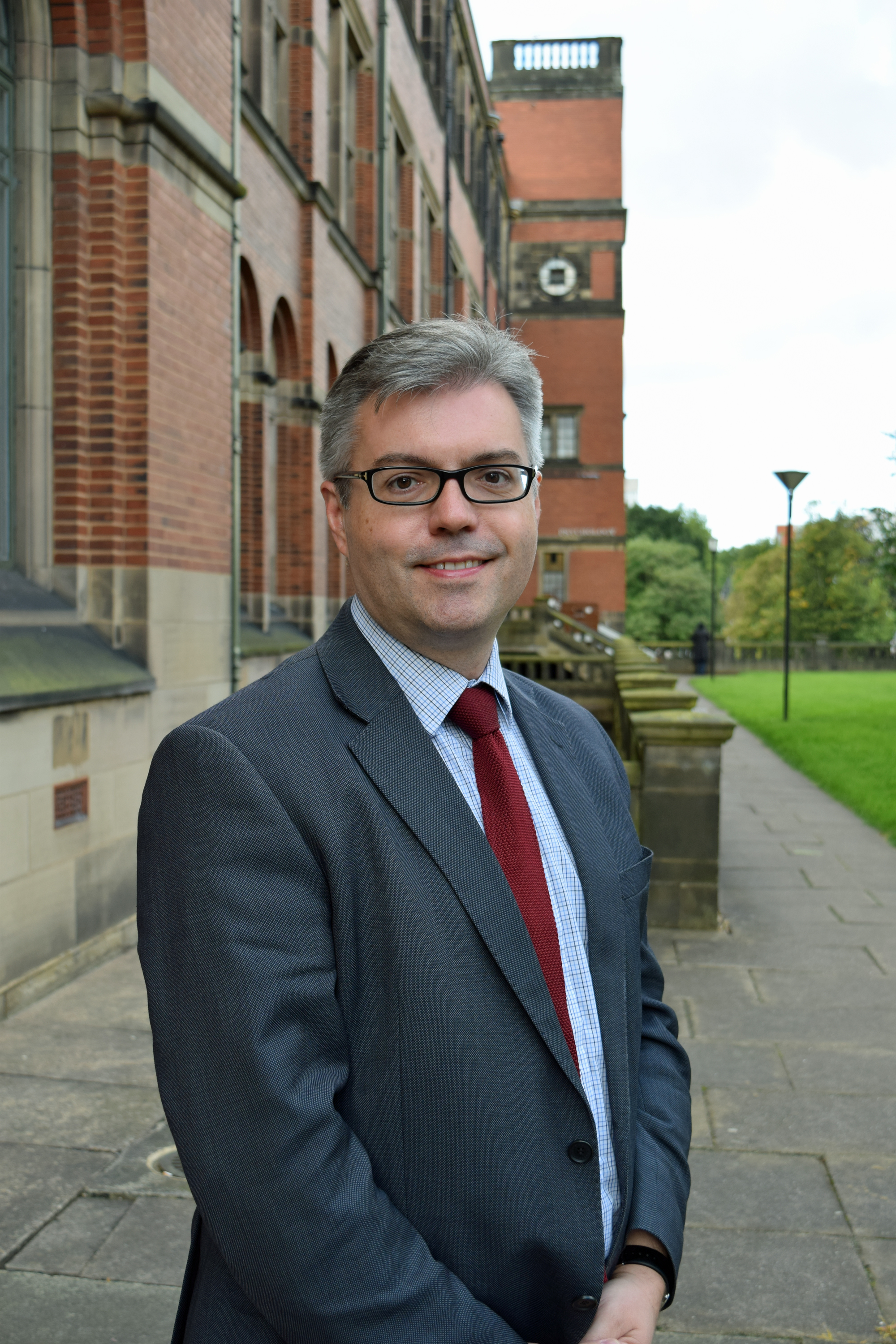 Professor Matthew Broome (MBChB Medicine, 1997), Director of the Birmingham Institute for Mental Health
