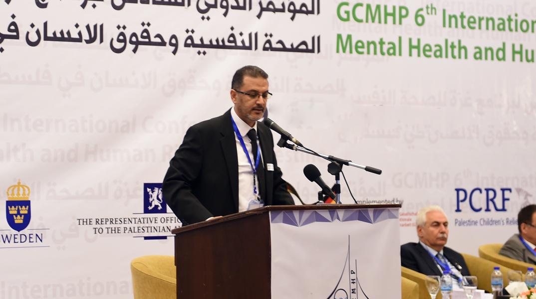 Alumnus of the Year: Dr Yasser Abu Jamei