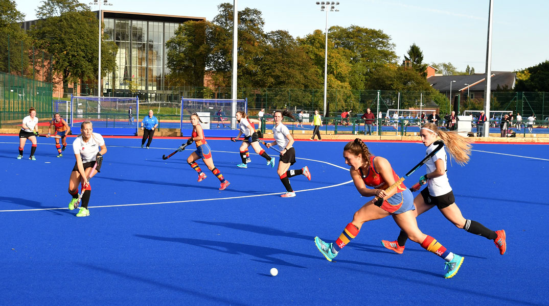 UoB players make up nearly half the GB hockey squad