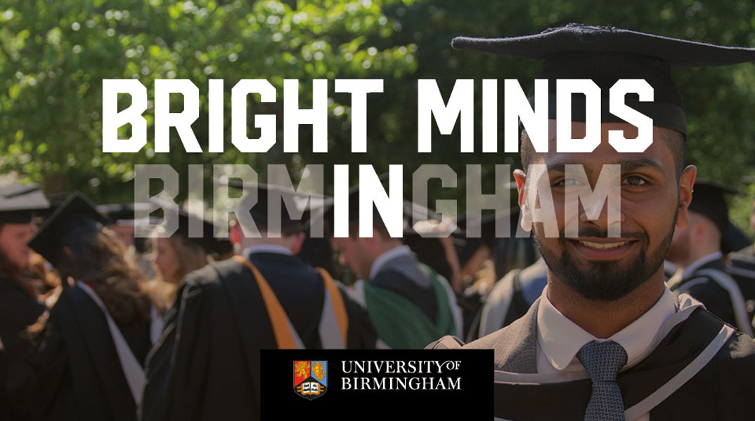 Bright Minds in Birmingham