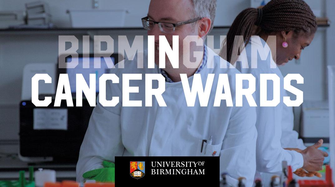 Birmingham In Cancer Wards