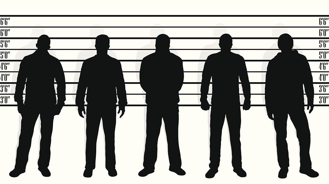 Spotting suspects